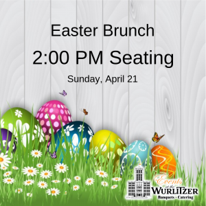 EasterBrunch-Buffalo-EventsattheWurlizter-2019-2pm