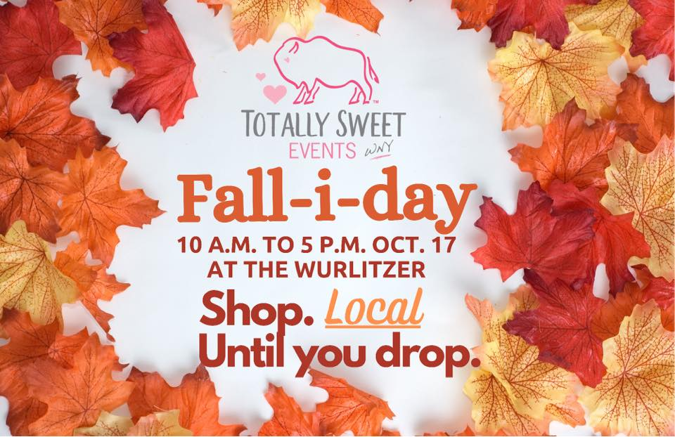Totally Sweet Fall Shopping Event